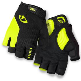 Giro Strade Dure Supergel - Gants - jaune/noir